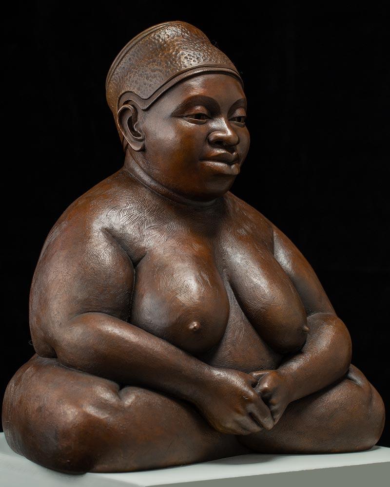 Charles Stinson - Ife Buddha