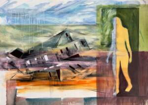 Jennifer Berkowitz - Spring rain