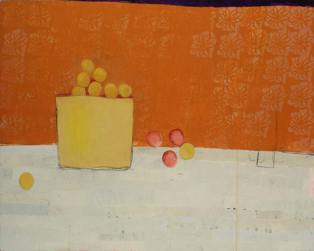 Sidnea D'Amico - Yellow Vase