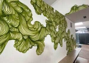Paz de la Calzada - 836M Mural