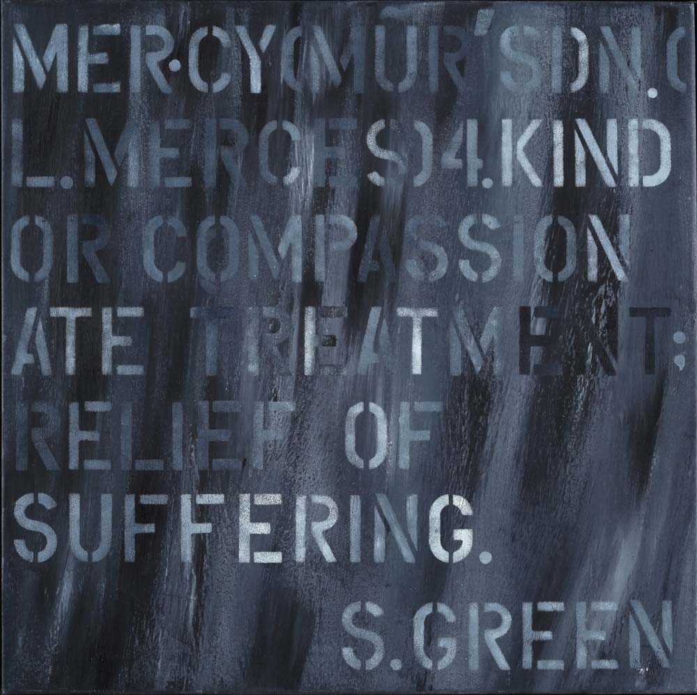 Sophia Green - Mercy: Ours To Give
