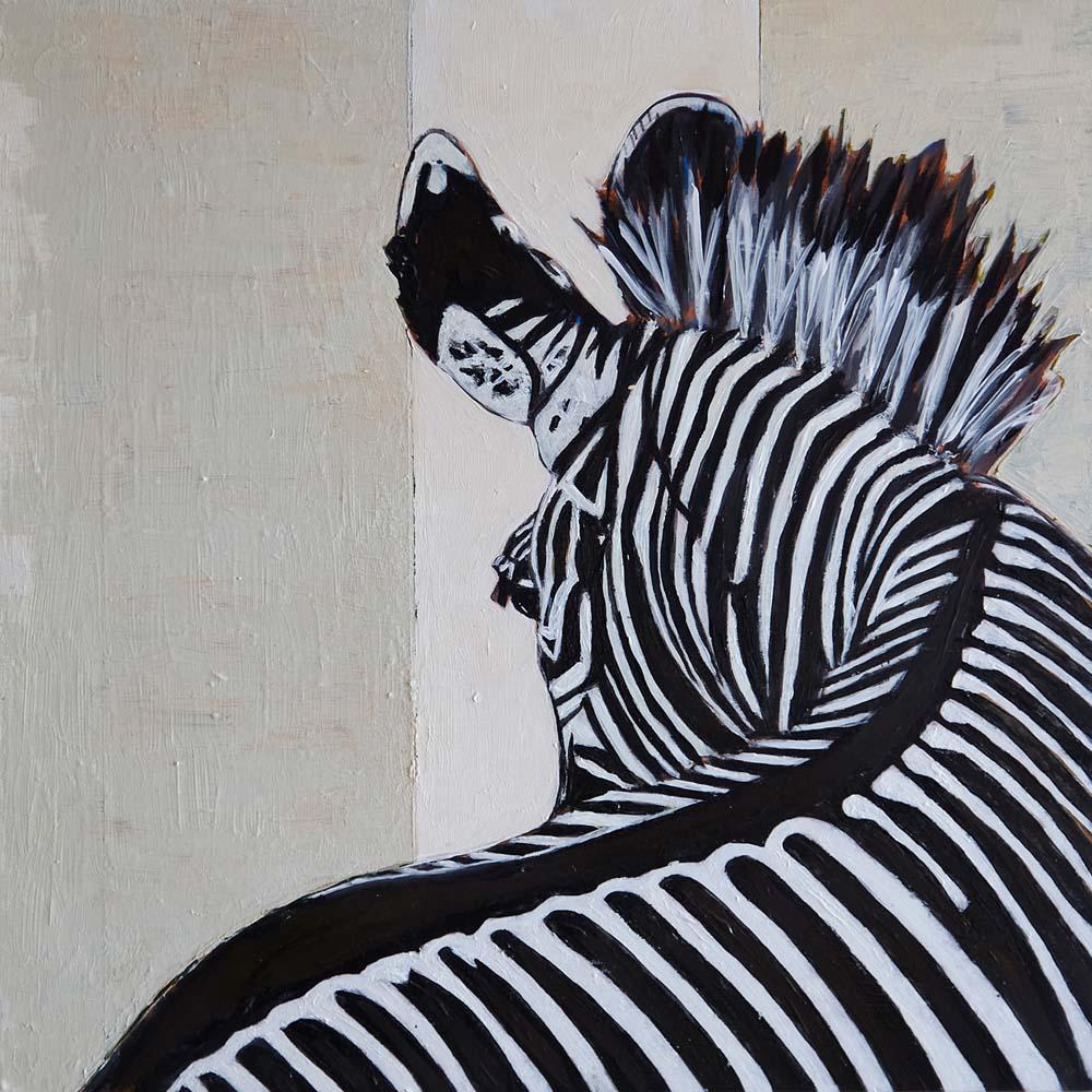 Donald Hershman - Zebra Head