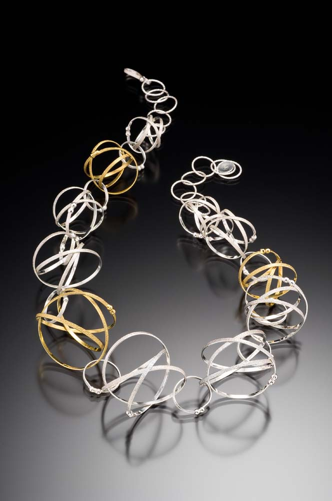 Kathleen Maley - Grand Möbius Necklace