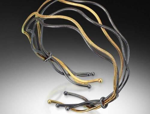 Waves Cuff Bracelet