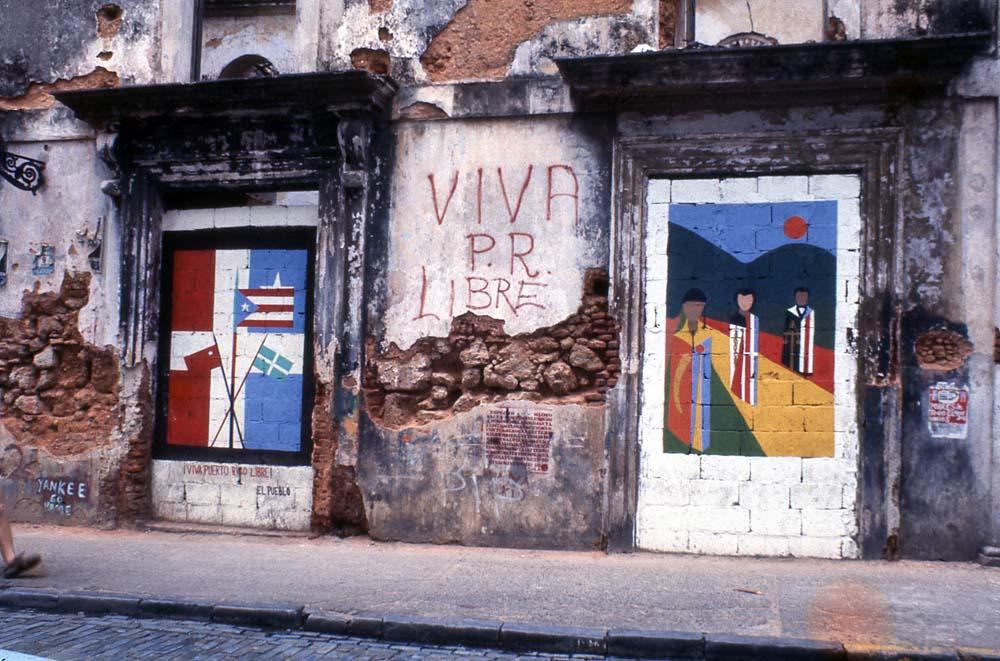 Cris Matos - Puerto Rican Libre