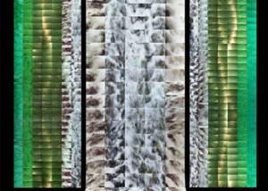 Simo Neri - WATER photo kimono