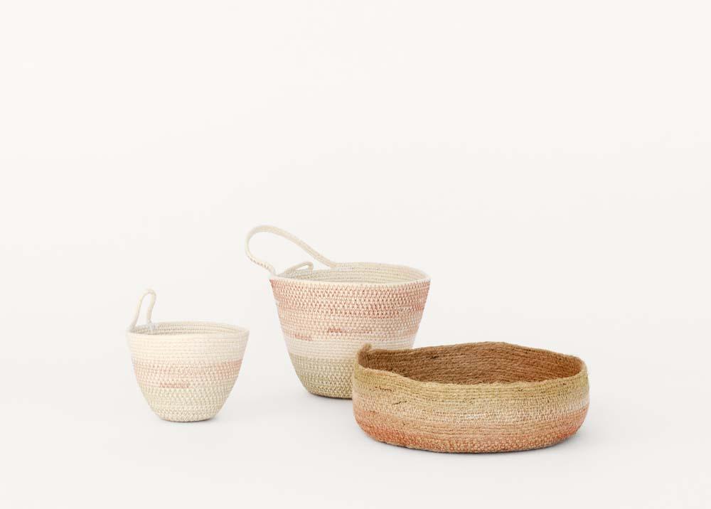 Moriah Okun - Desert Flower Baskets