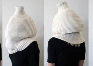 Moriah Okun - Isolation Helmet