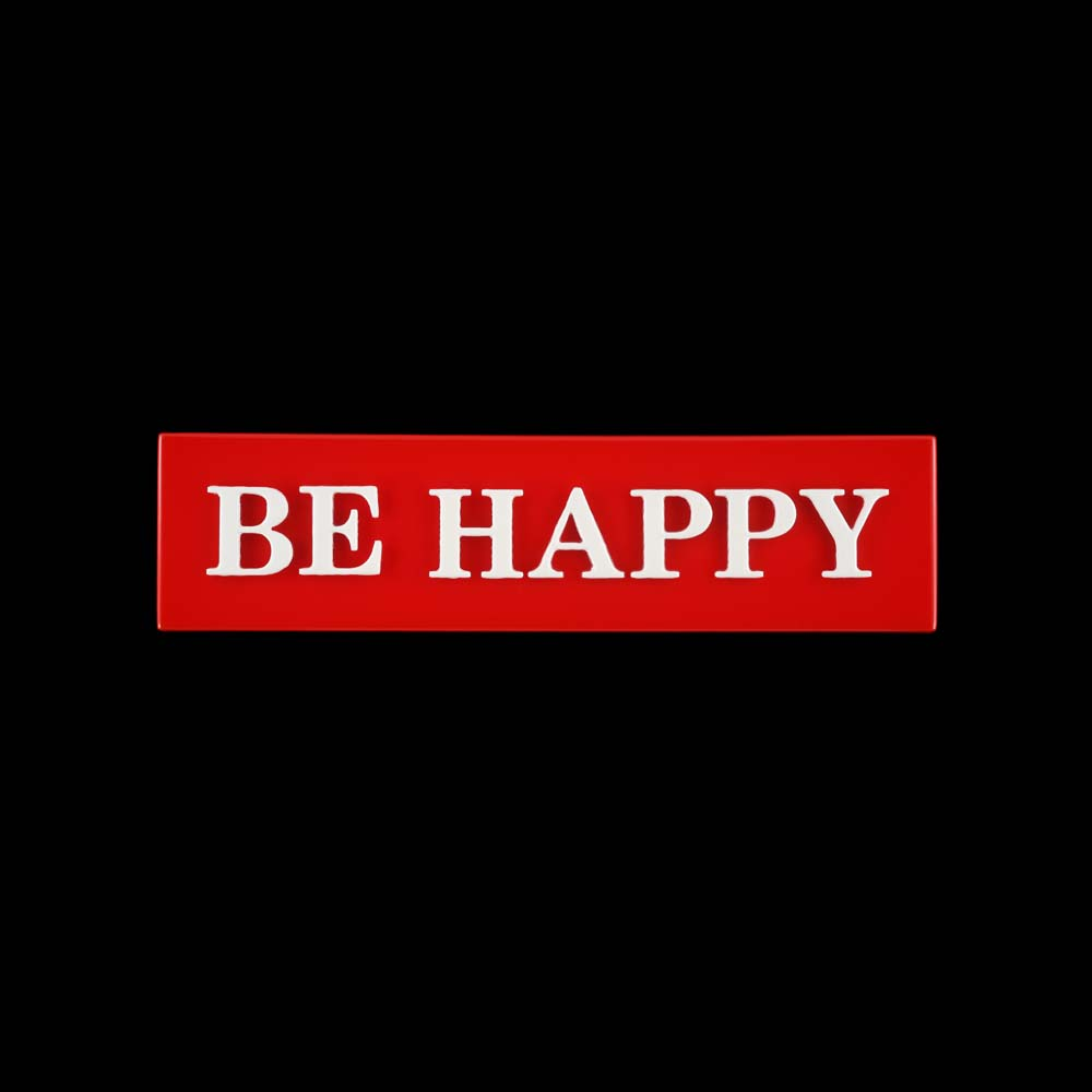 Lucky Rapp - BE HAPPY