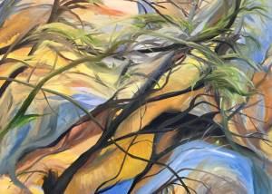 Anna Sidana - A Storm Forming