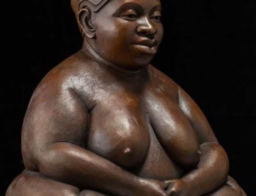 Ife Buddha (bronze)