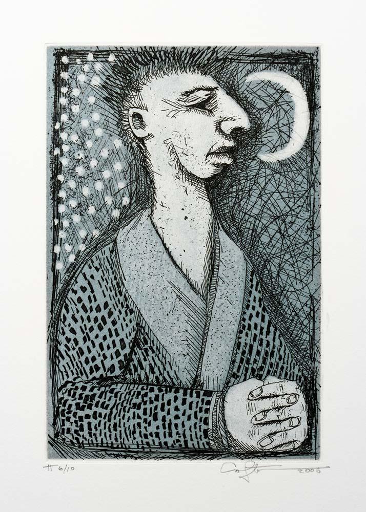 Charles Stinson - Oaxaca Suite: Moonlight
