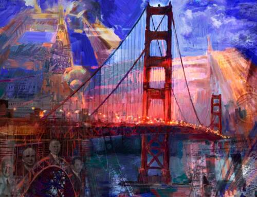 Golden Gate Bridge at 75