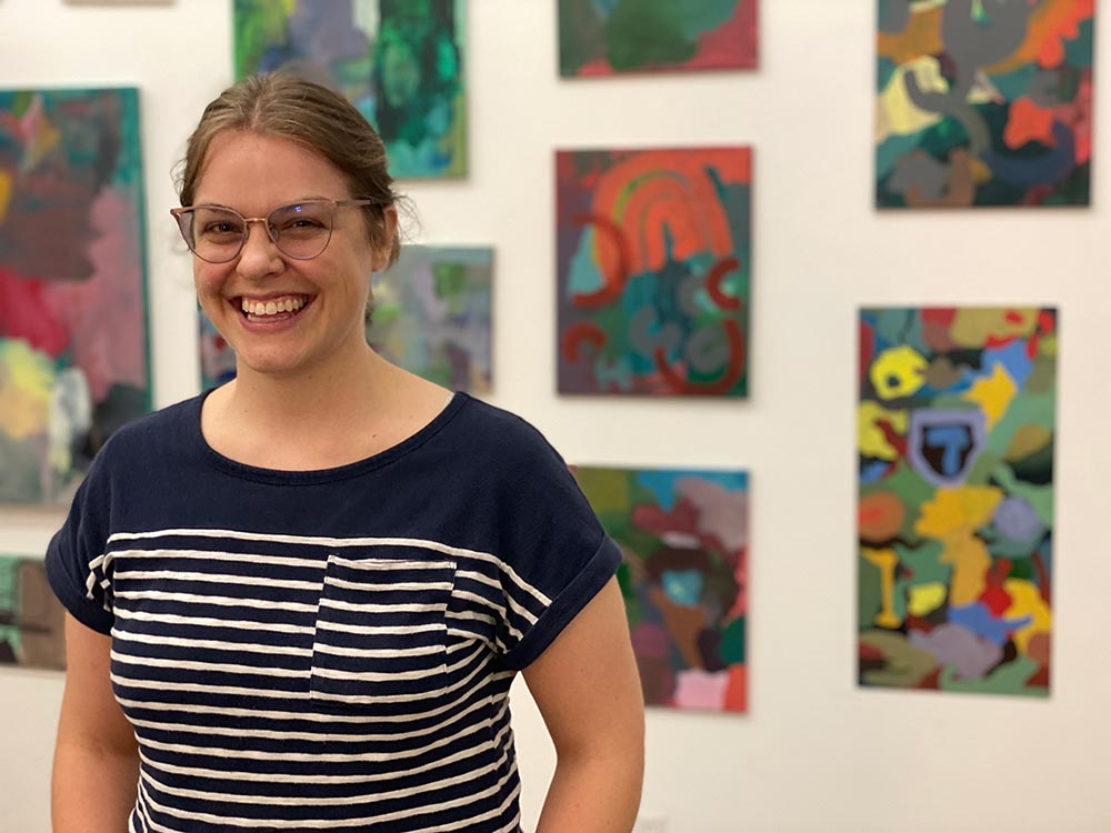 Taylor Barstow - Open Studios 2020