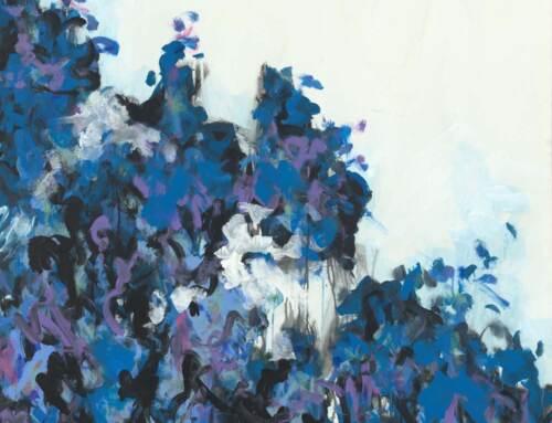 Dahlia Bleu III
