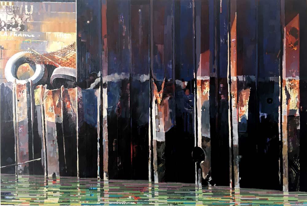 Catherine Mackey - Sea Wall Pier 70