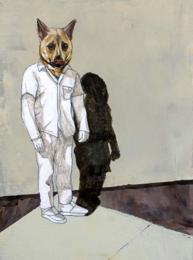 Michael McConnell - A Dog Named Rabbit