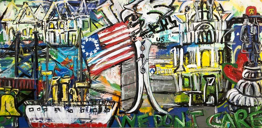 MG Stout - My Philadelphia