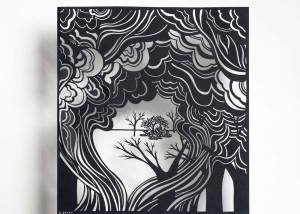 Bianca Levan - In the Clearing Behind the Smoke, the Trees Still Stand